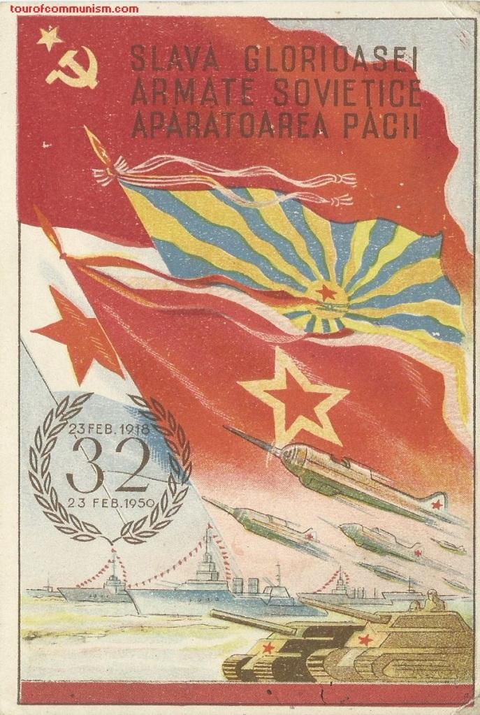 Pro-Soviet propaganda