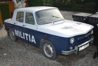 Militia car