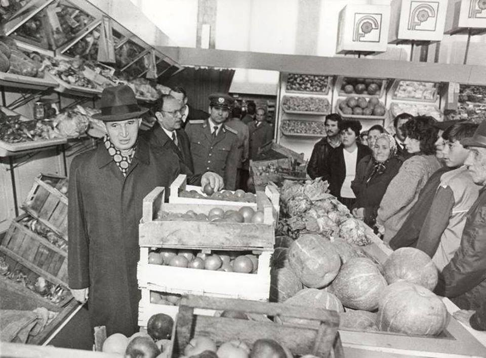 The Food Shortages Of The 1980s In Communist Romania